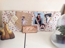 Fabric Pin Board | Bonsai Hewes