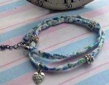 Fabric Bracelet|Tutorial|Bonsai Hewes