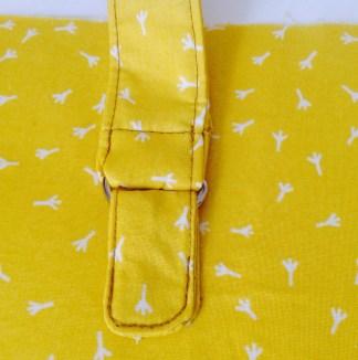 The Small Weekender Bag|Bonsai Hewes|Free Pattern