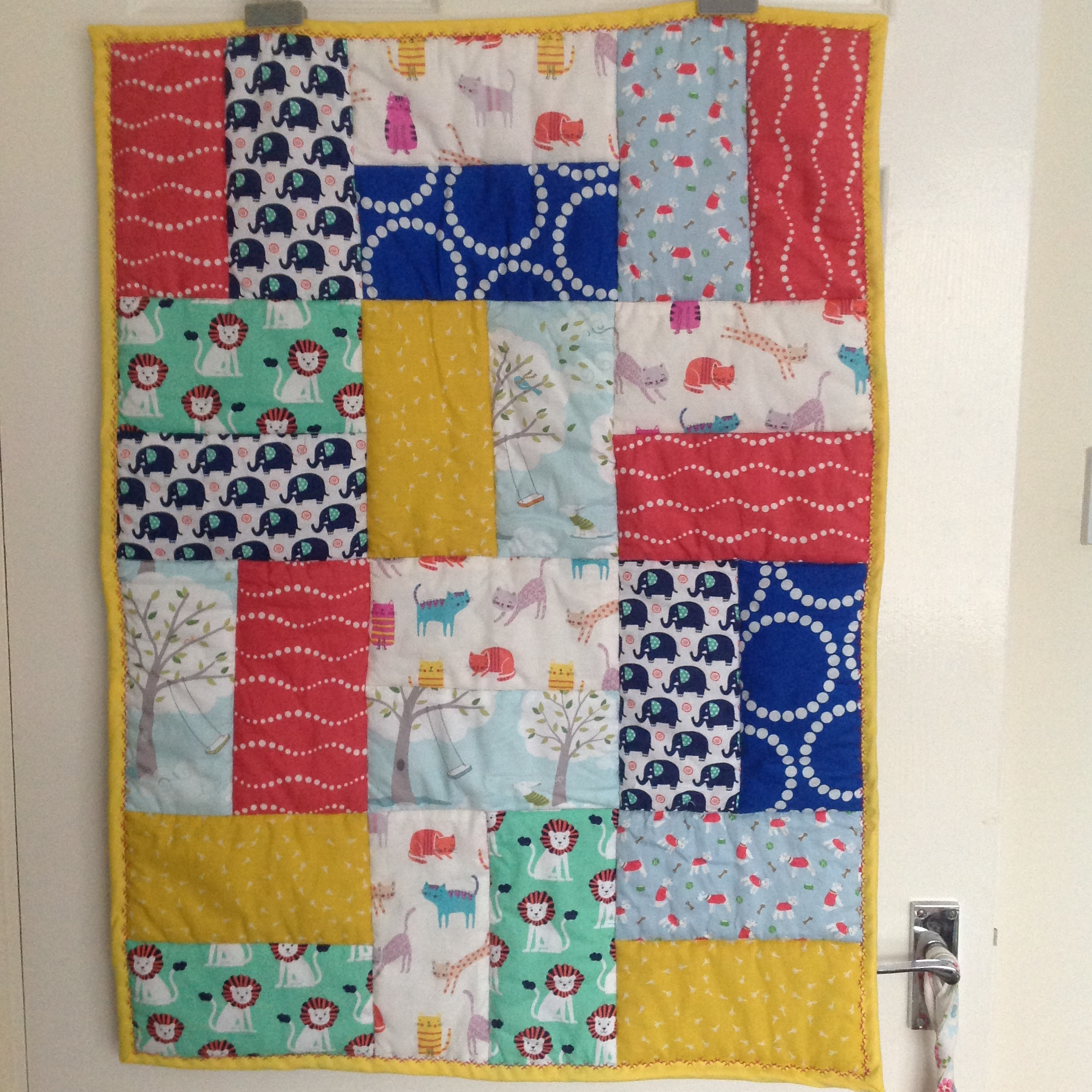 Evie Baby Quilt