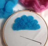 Felt Cloud | Bonsai Hewes