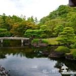 [日本庭園]姬路城的遙望.好古園(1)