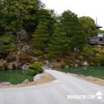 [日本庭園]仁和寺.京都