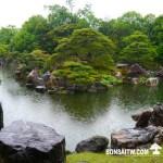 [日本庭園]二条城.二の丸庭園