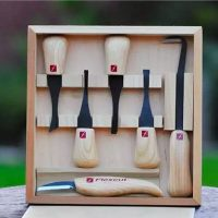 Fræse og jin værktøj (Carving tools)