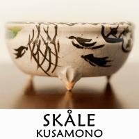 Skåle til kusamono - ledsageplanter (Accent pots)
