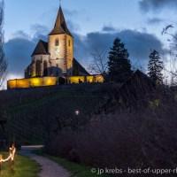 La visite de Saint-Nicolas et Hans Trapp en Alsace…
