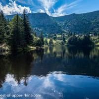 Escapade dans les Vosges, au lac des Truites