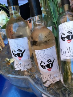 Les Vilaines - Vin Rosé - Coteaux d'Aix en Provence