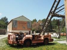 Musée de la mine de Gréasque - Puits Hellly d'Oissel