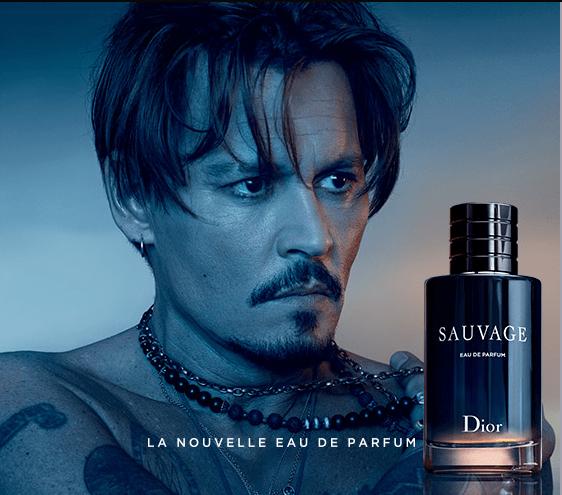 Echantillion Sauvage de Dior