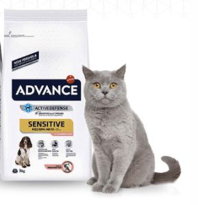 Test croquettes chiens et chats Advance ( trnd )