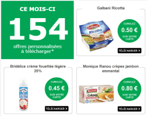 Read more about the article Télécharger des bons de réductions sur votre carte Intermarché