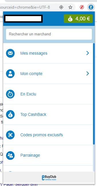 version mobile ebouyclub