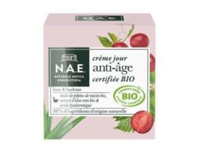 Test Crème Jour Anti-Âge de N.A.E. ( Doctissimo )
