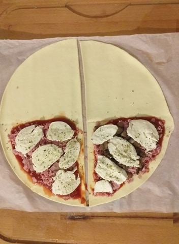 tarte pizza