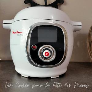 Concours : un Cookeo à gagner pour la fêtes des mères