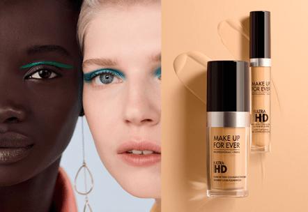 fond de teint et anti-cerne Make Up For Ever