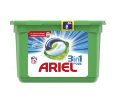 Plus de 1 an de lessive Ariel Pods pour moins de 90€ !