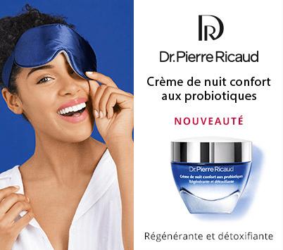 Read more about the article Test de la crème de nuit confort probiotiques de Dr Pierre Ricaud