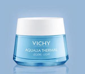 Echantillon de la crème hydratante Aqualia Thermal de Vichy