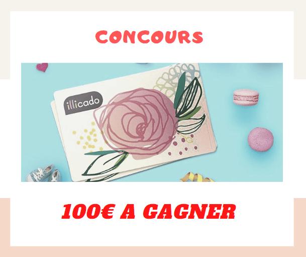 Read more about the article Concours :  une carte cadeau Illicado d'une valeur de 100€