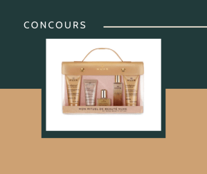 Read more about the article Concours : une trousse Nuxe à gagner