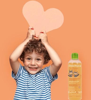 Read more about the article Test gratuit : Shampooing douche Loupiots au miel de fleurs BIO senteur pêche gourmande de Rivadouce