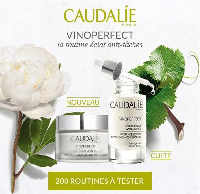 Read more about the article Test le Duo Éclat Anti-taches Vinoperfect de Caudalie ( Beauté test )