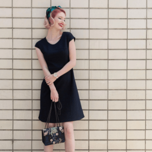 Un patron gratuit : la robe Madeline