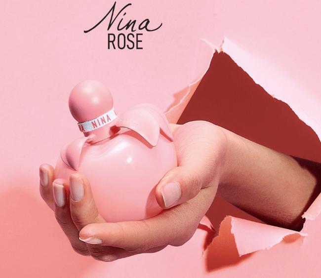 Read more about the article Echantillon Nina Rose de Nina Ricci