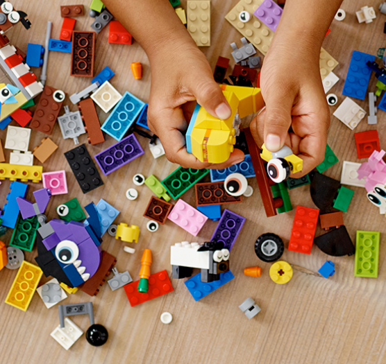Read more about the article Test LEGO ( The Insiders )