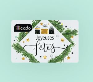 Concours : une carte cadeau Illicado d'une valeur de 25€ à gagner