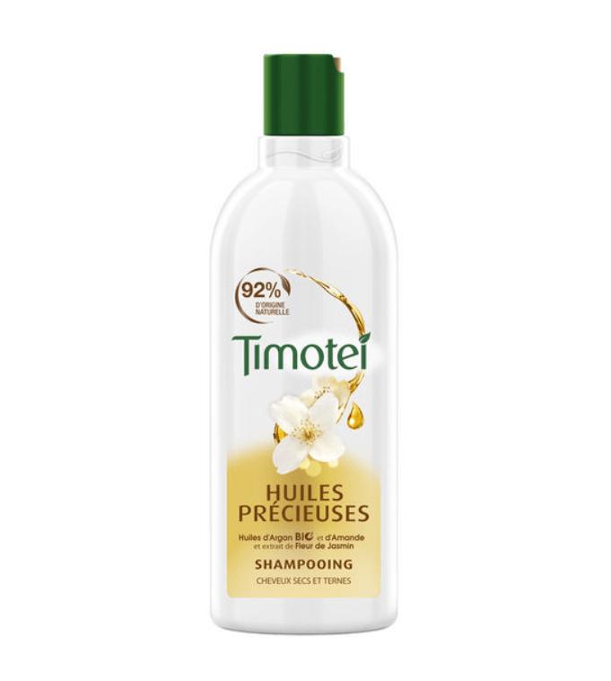 Bon plan sur le shampoing Timotei
