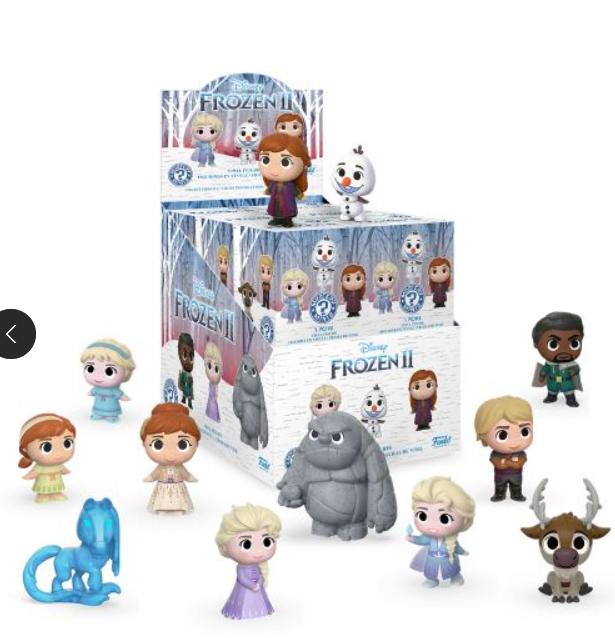 Read more about the article Bon plan Fnac :   Figurine Funko Pop Disney Frozen 2 Mystery Minis 2.80€