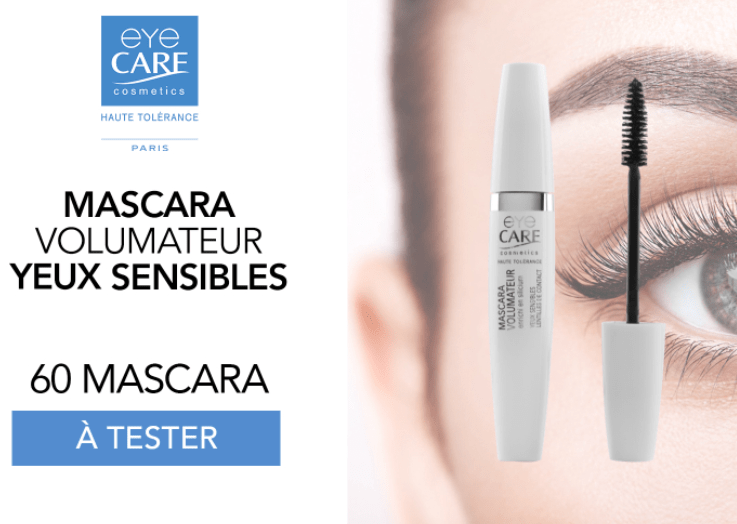 You are currently viewing Test gratuit Mascaras Volumateurs Eye Care Cosmetics