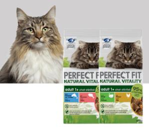 Read more about the article Test gratuit sachets fraîcheur PERFECT FIT™ Natural Vitality pour chats