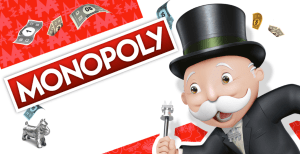 Test Monopoly 3,2,1