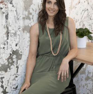 Patron gratuit : la robe Jessy