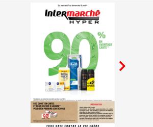 Prospectus Intermarché sur super promo
