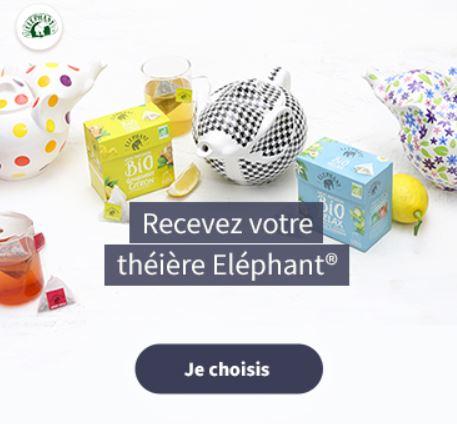 You are currently viewing Recevez gratuitement votre théière Elephant