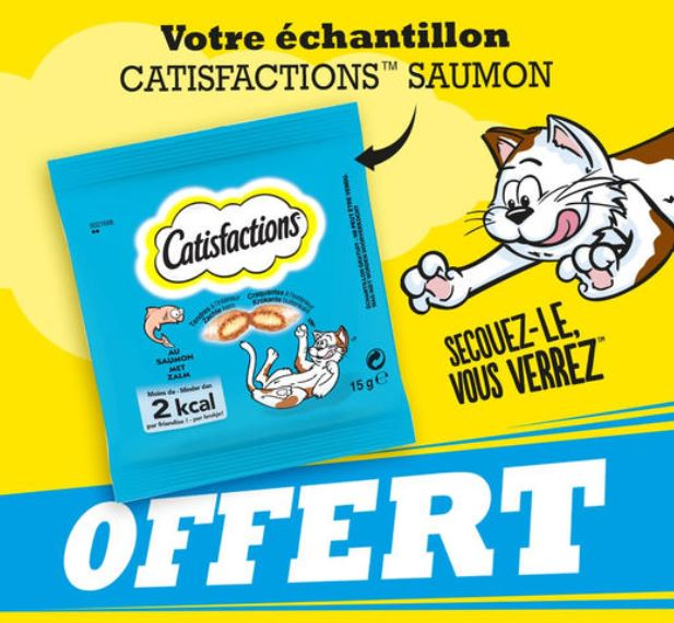 Read more about the article Echantillon Catisfactions