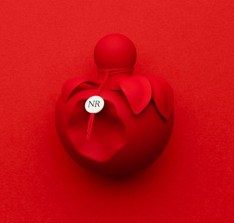 Read more about the article Echantillon Extra Rouge de Nina Ricci