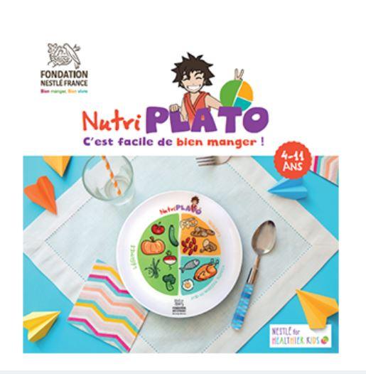 gratuitement votre Kit Nutriplato