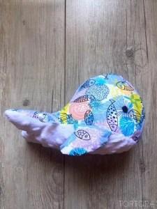 Idées Do It Yourself couture peluches baleine pour enfants