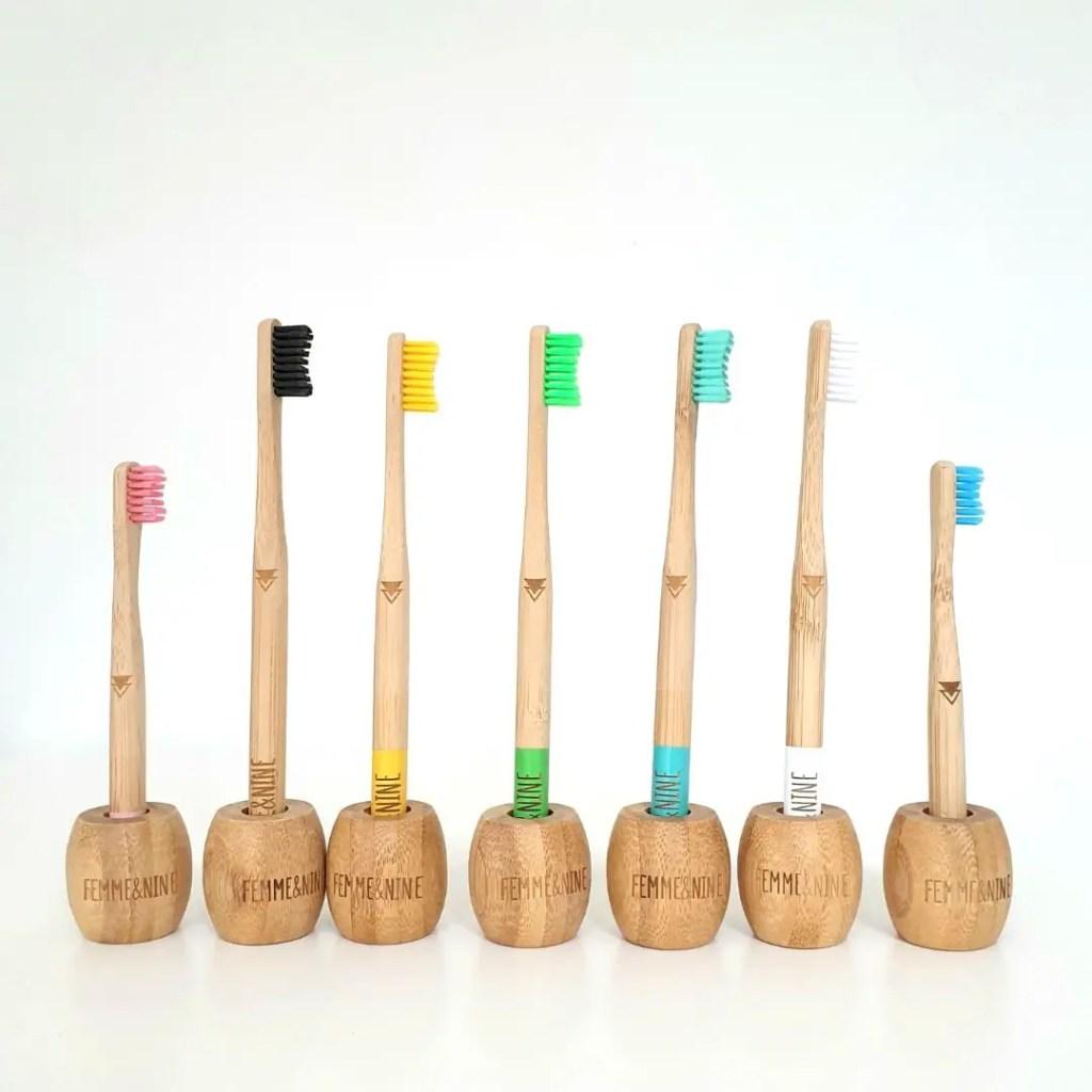 Brosse à dents bambou pas cher