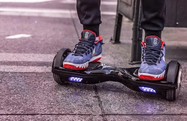 Top 5 meilleur hoverboard électrique