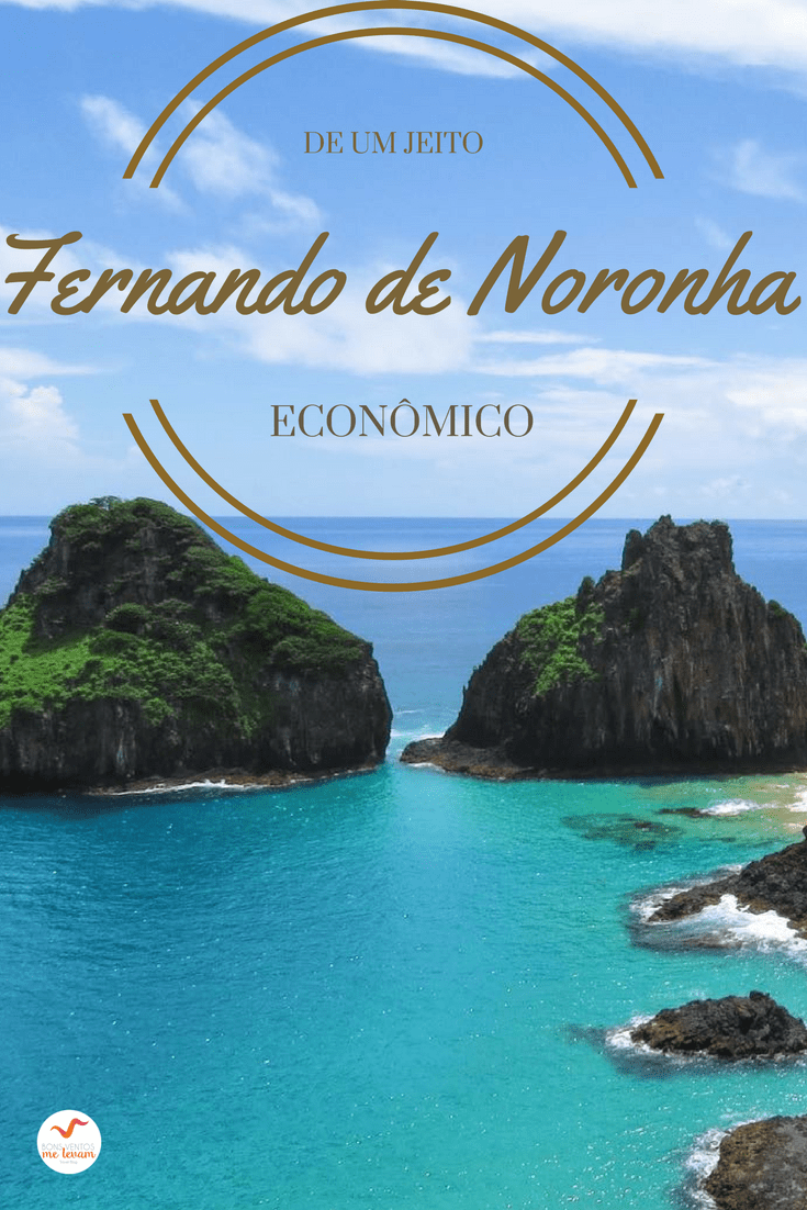 Fernando de Noronha Mirante Dois Irmãos
