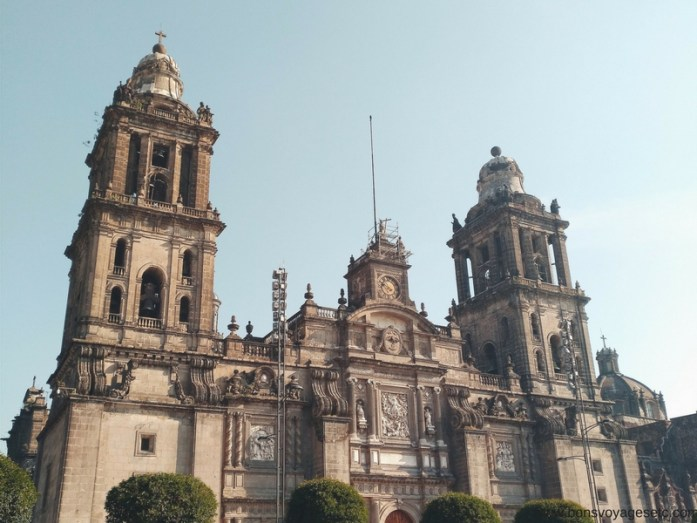 Cathedrale-mexico