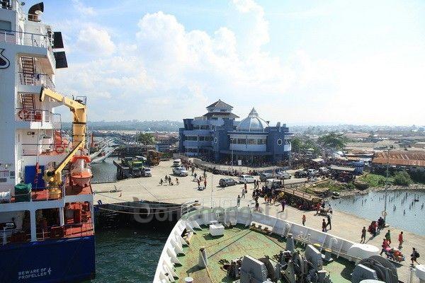 Pelabuhan Loktuan. (dok/Bontangpost.id)